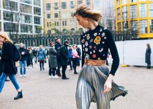 KÜÇƏ DƏBİ: Londonda Payız-Qış 2016 Moda Həftəsi