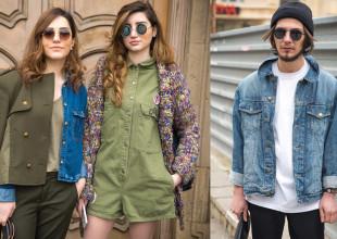 Baku Street Fashion: 28 MAY ərazisində küçə dəbi
