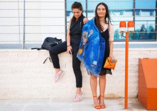 Baku Street Fashion: Azerbaijan Fashion Week Moda Həftəsində Küçə Dəbi
