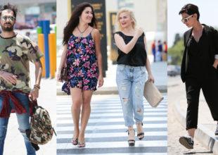 Baku Street Fashion: Port Baku ərazisində küçə dəbi