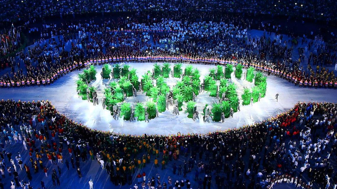 Yay Olimpiya Oyunları sülh bayrağı altında birləşməyə səsləyir!
