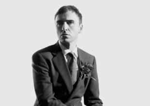 CALVIN KLEIN brendinin yeni Kreativ Direktoru Raf Simons oldu