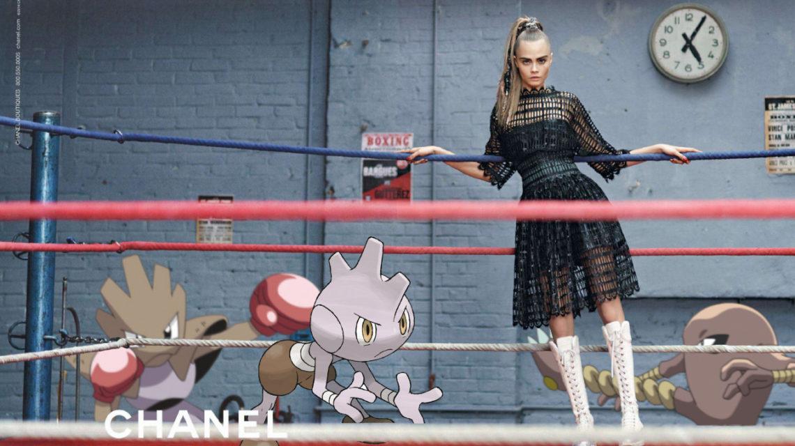 Pokemonlar moda dünyasını da ələ keçirdi!
