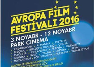 Bakıda VII Avropa film festivalı keçiriləcək