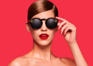 """Snapchat """"Spectacles"""" ilə həyatı öz baxış pəncərənizdən izləyin"""