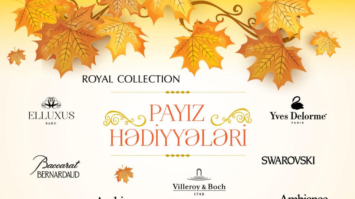 Italdizain Group sizi növbəti Payız Festivalına dəvət edir!