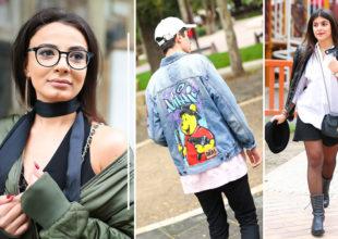 Baku Street Fashion: Molokan bağı ərazisində küçə dəbi