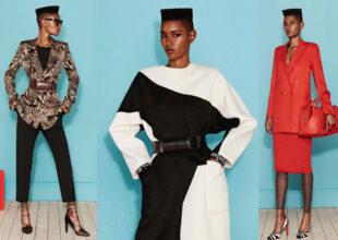 MAX MARA Qreys Cons sayağı kolleksiyası ilə Milan Moda Həftəsində