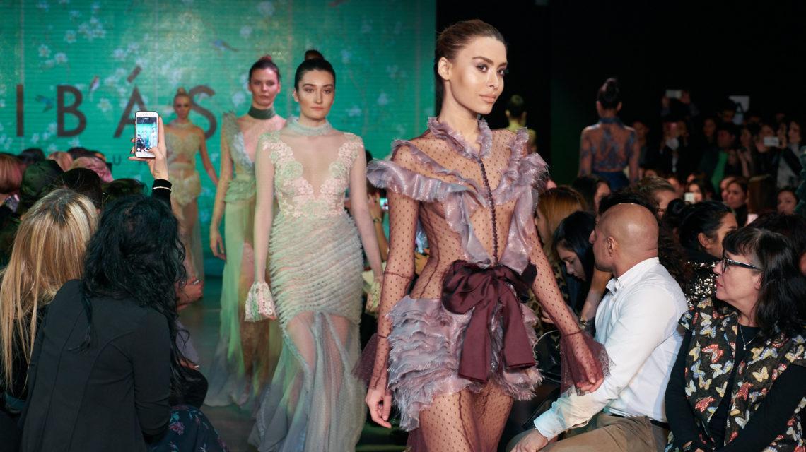Azerbaijan Fashion Week yekun gecəsini LİBAS COUTURE moda evi tamamladı