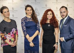 Moskvada Four Seasons Hotel Baku kokteyli keçirildi