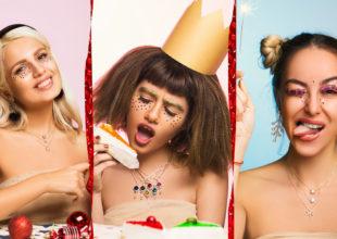 EDITORIAL: Zuleykha SHOP ilk foto-layihəsində 5 sosial xanımı Yeni il ruhunda canlandırdı!