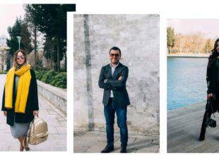 Baku Street Fashion: Dədə Qorqud Parkında Küçə Dəbi