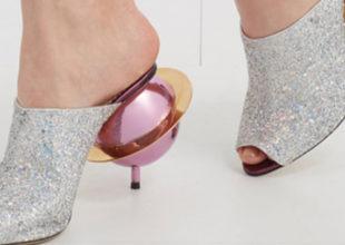 Charlotte Olympia unikal topuqlu ayaqqabılar