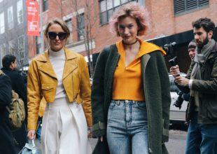 KÜÇƏ DƏBİ: Nyu York Moda Həftəsi