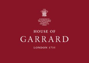 Çiçəkləyən qızılgül zinət əşyalarında. GARRARD Tudor Rose kolleksiyası.