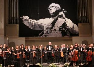 Beynəlxalq Mstislav Rostropoviç Festivalı 27 Aprel tarixinə qədər davam edəcək