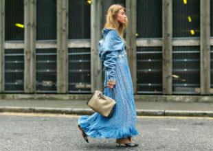 KÜÇƏ DƏBİ: London Moda Həftəsi
