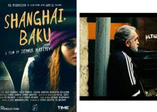 SHANGHAI BAKU. Teymur Hacıyevin yeni qısametrajlı filmi 18 beynəlxalq festivalda nümayiş etdirildi.