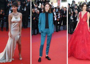 Cannes Film Festivalının açılış mərasimindən ən diqqət çəkən luklar