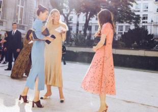 KÜÇƏ DƏBİ: Paris Moda Həftəsi