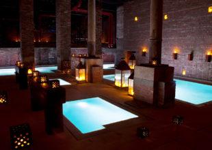 Nyu Yorkun mərkəzində qədim Yunan-Roma hovuzları. Aire Antik Hamamları.