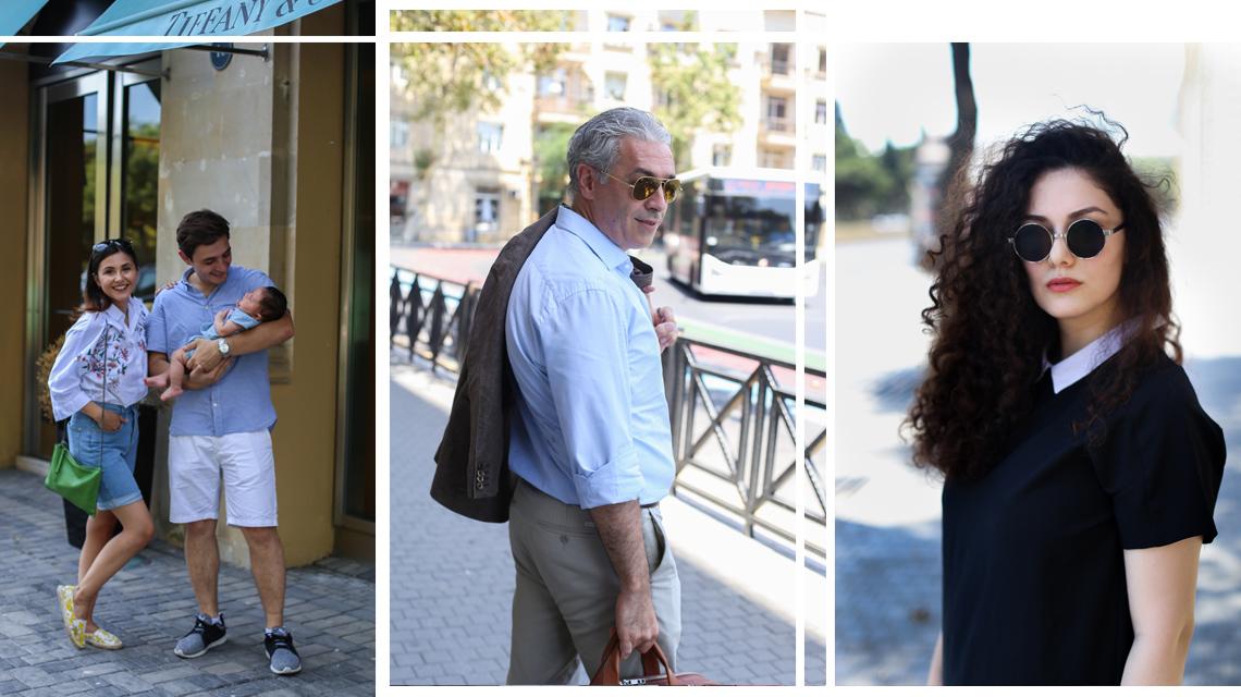 Baku Street Fashion: Neftçilər Prospektində Küçə Dəbi