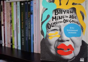 "Notes De Asli Bloqu | ""Xanım Minqin heç olmayan 10 uşağı"" kitabı. E.E. Şmitt."