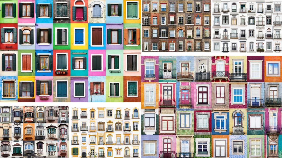 Dünyanın bütün pəncərələri Andre Vinsente Qonsalvesin foto layihəsində