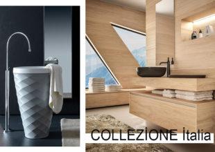 COLLEZİONE İtalia- Dincələcəyiniz hamam otağının dizaynını özünüz düşünün..