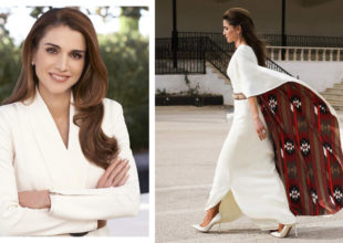 Şahzadə Rania əl-Abdullah. İordaniyanın dəb ikonası.
