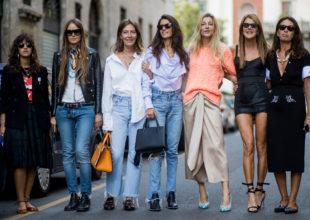 KÜÇƏ DƏBİ | Milan Moda Həftəsi