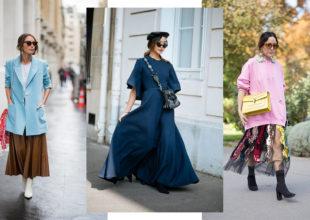 KÜÇƏ DƏBİ | Paris Moda Həftəsi