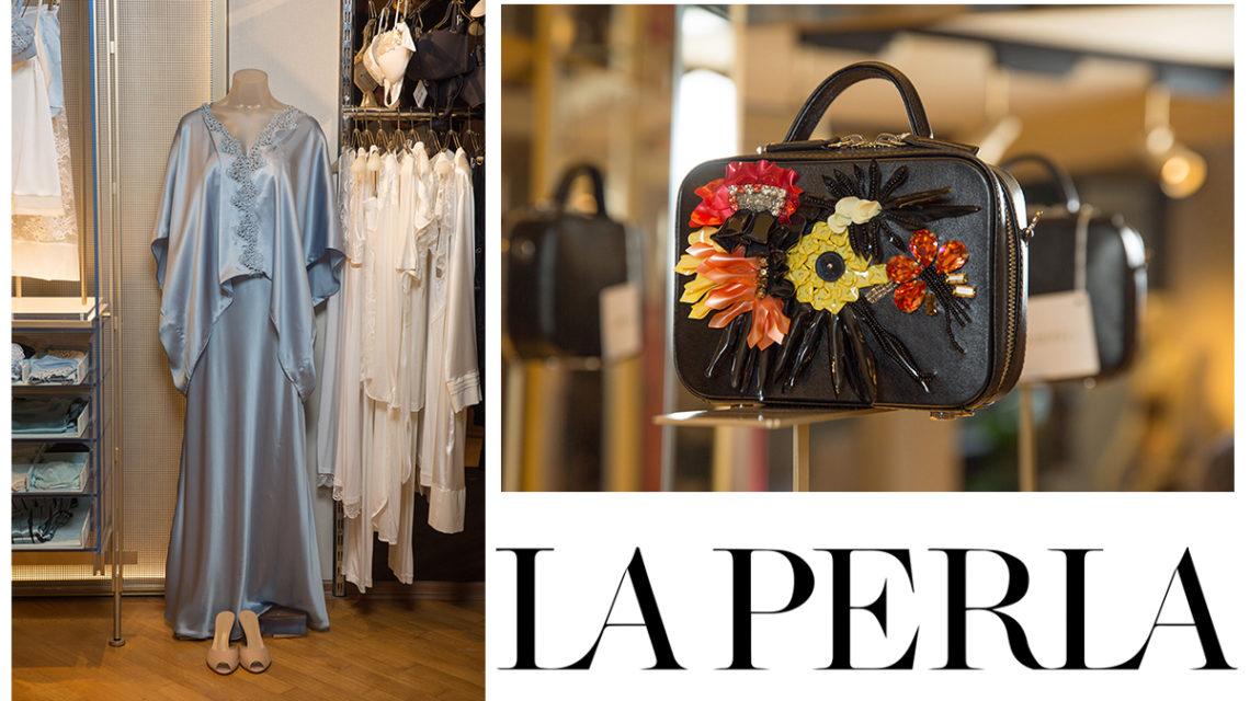 LA PERLA Bakının mərkəzində yeni butikini açdı!