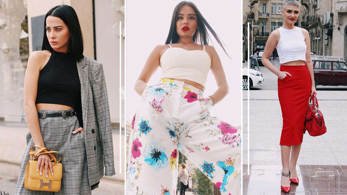 Baku Street Fashion | Nizami Kinoteatrı Ərazisində Küçə Dəbi