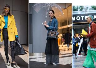 KÜÇƏ DƏBİ | Tokyo Moda Həftəsi