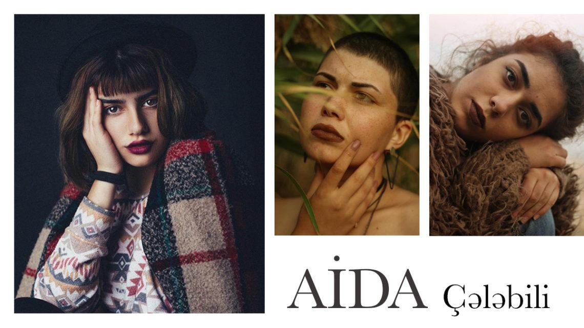 Təsirli baxışlar. 15 yaşlı Aida Çələbilinin portretləri.