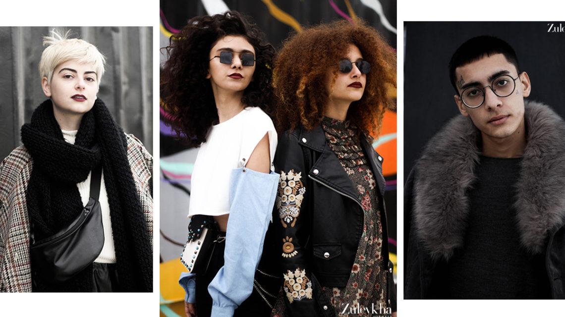 Baku Street Fashion: Yeni Bulvar | Küçə Dəbi