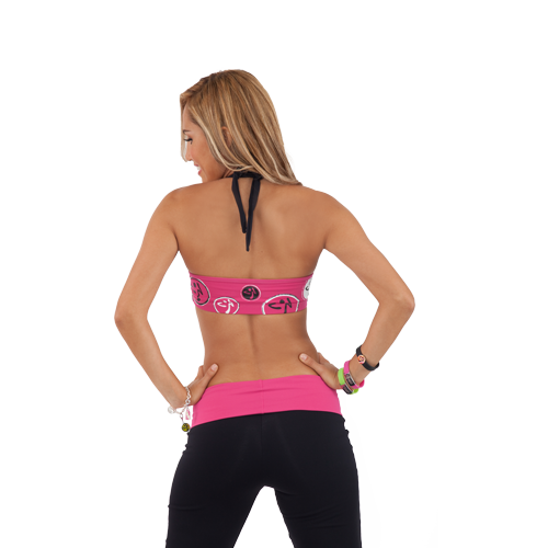 Zumba halter sport bra top! Choose from 4 colors, NEW!