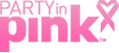 Zumba Party in Pink logo