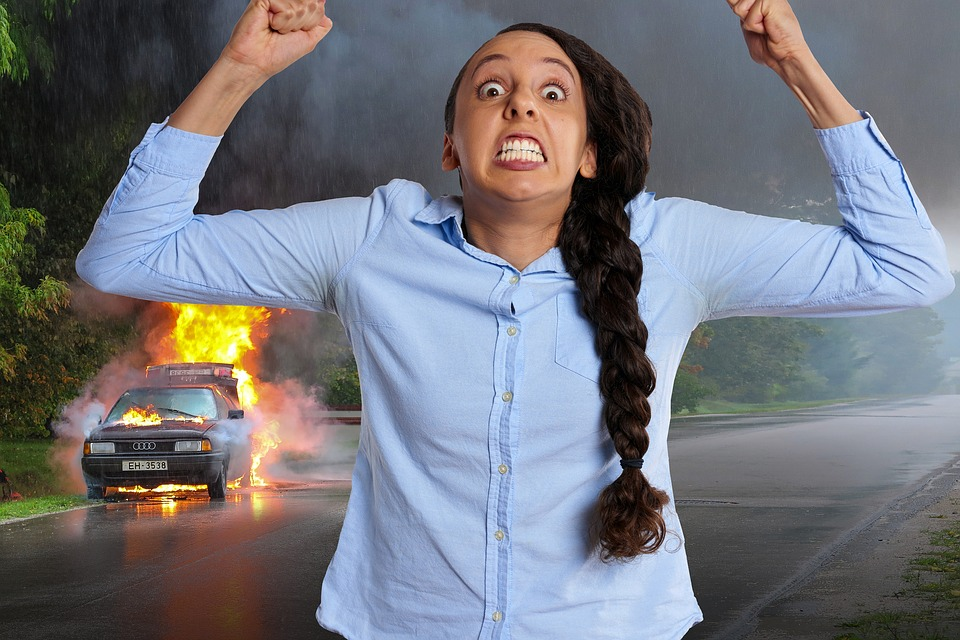 Road Rage and Accidents featured image