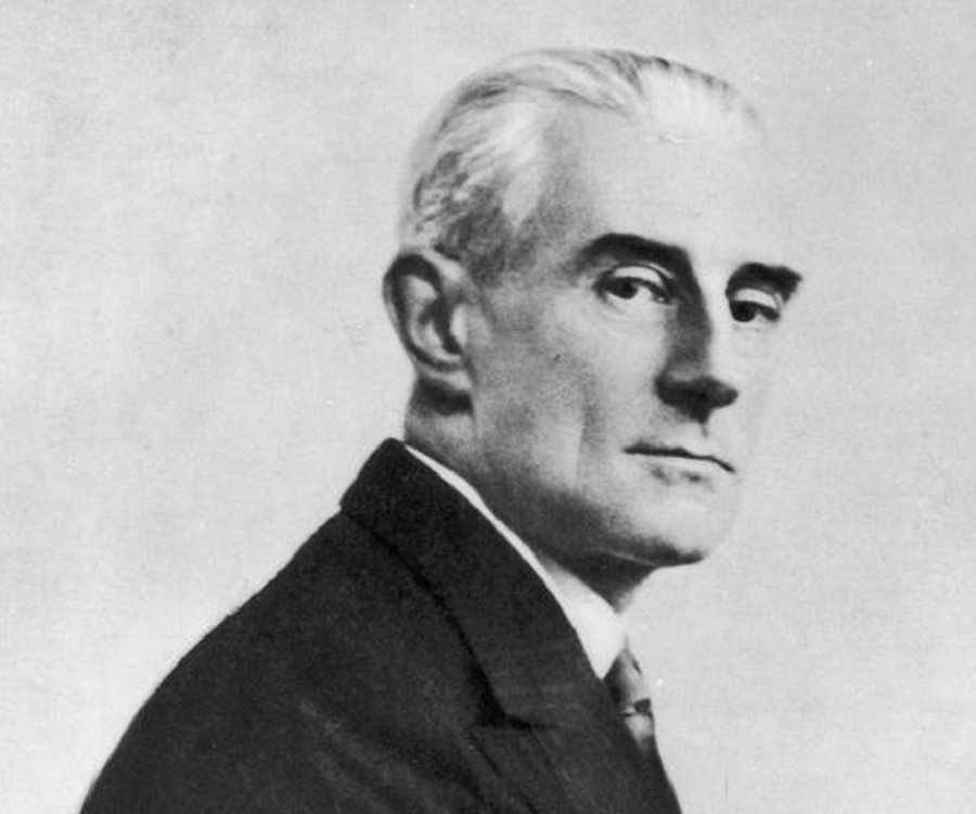 Happy Birthday Maurice Ravel! ...