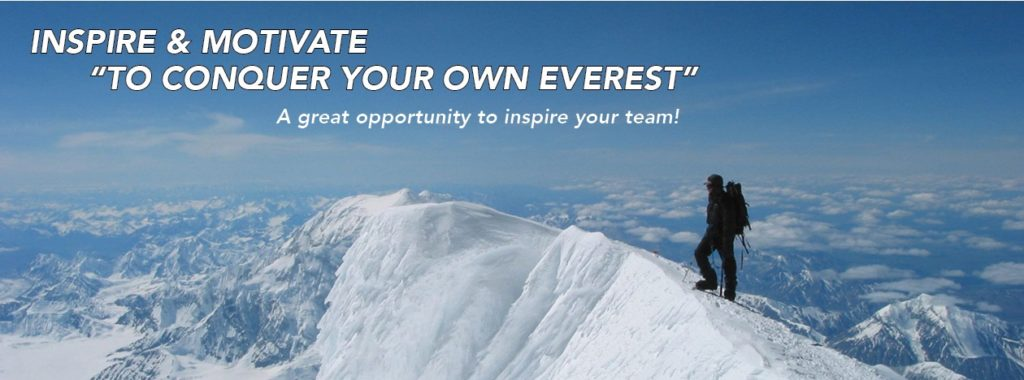 "Northumberland United Way Fundraiser……Presenting ""The Family That Conquered Everest"" featured image"