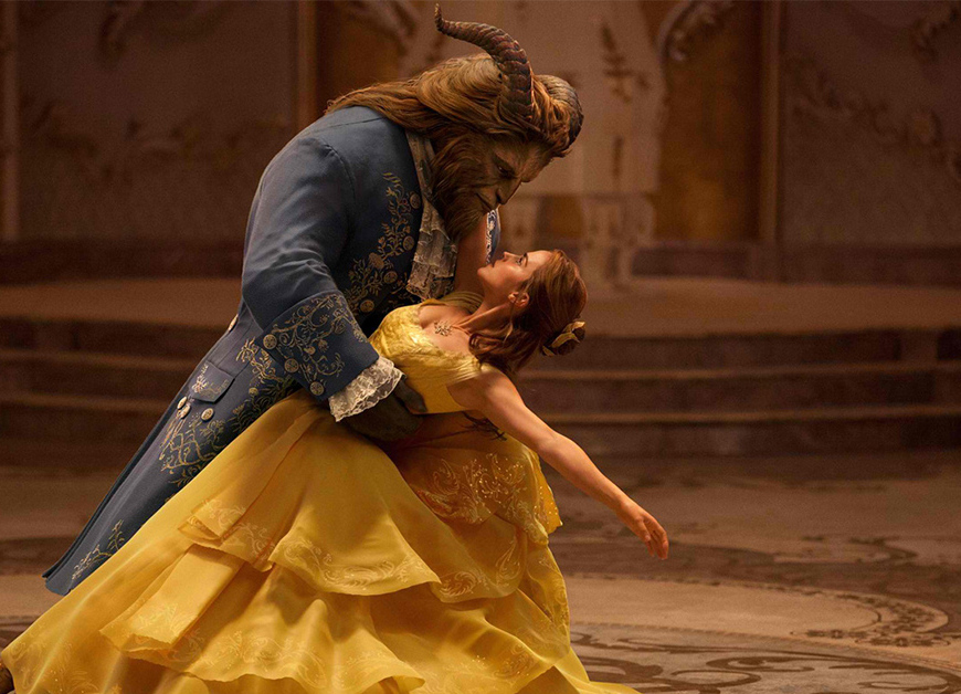 Beauty and the Beast, Film Review by Marc Glassman featured image