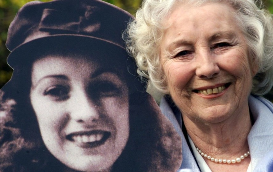 A Very Happy 100th Birthday to Dame Vera Lynn! featured image