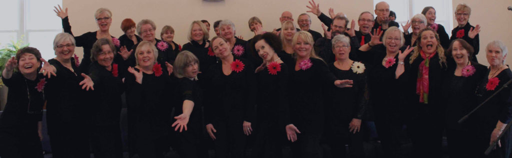 The Treblemakers Adult Community Choir…..Register Now For Their Spring Term featured image