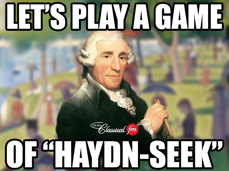 Celebrate Haydn's Birthday with The New Classical FM! featured image