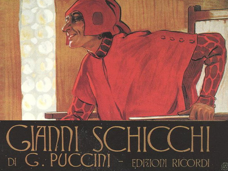 This Week on Sunday Night at the Opera: Gianni Schicchi featured image