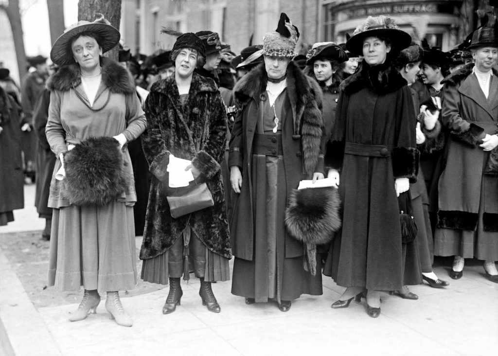 Muskoka Discovery Centre Is Celebrating 100 Years Of Women's Right To Vote With A Suffragette High Tea featured image