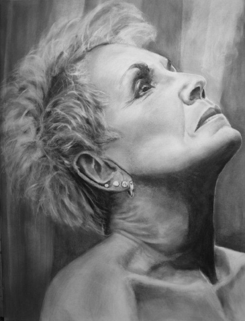 Celebrating The Beauty Of Older Women…Through The Brush Stroke Of An Artist featured image