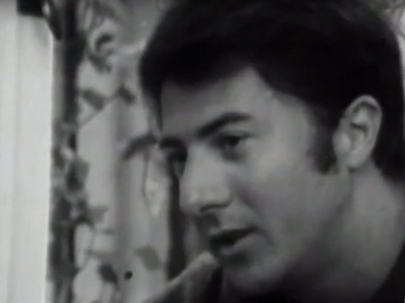 50 Years since The Graduate: Moses Znaimer's 1968 Interview with Dustin Hoffman